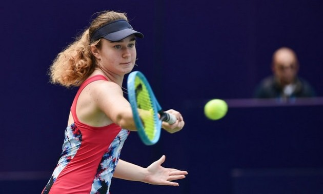 Снігур впевнено стартувала на турнірі  ITF в ОАЕ