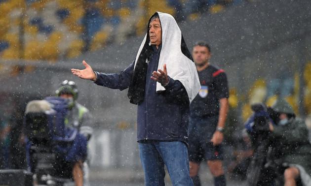 Луческу став найстаршим тренером в історії Ліги чемпіонів