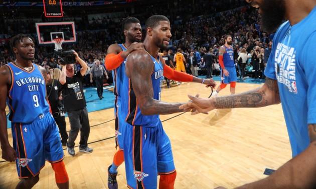 Переможний кидок Джорджа очолив ТОП-10 моментів дня НБА. ВІДЕО