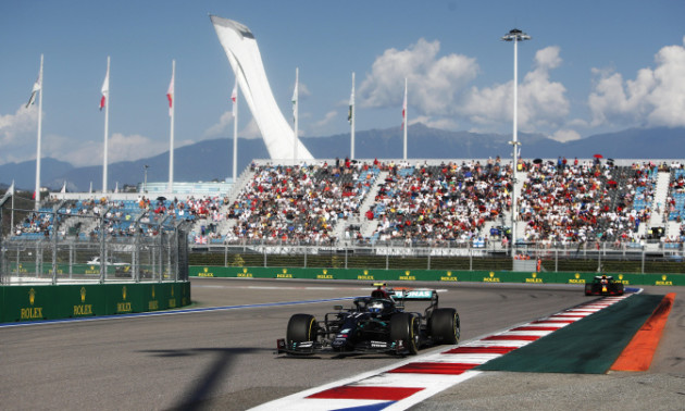 Боттас виграв Гран-прі Росії