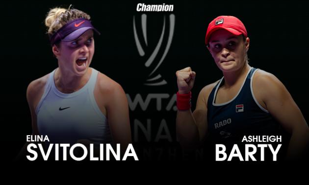 LIVE! Світоліна - Барті. Фінал. Підсумковий турніру WTA