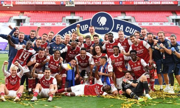 Арсенал зіграє у Лізі Європи в наступному сезоні
