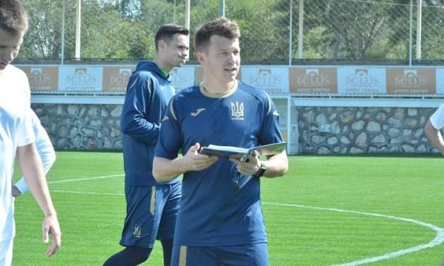Українська молодіжка зіграла внічию з однолітками з Латвії