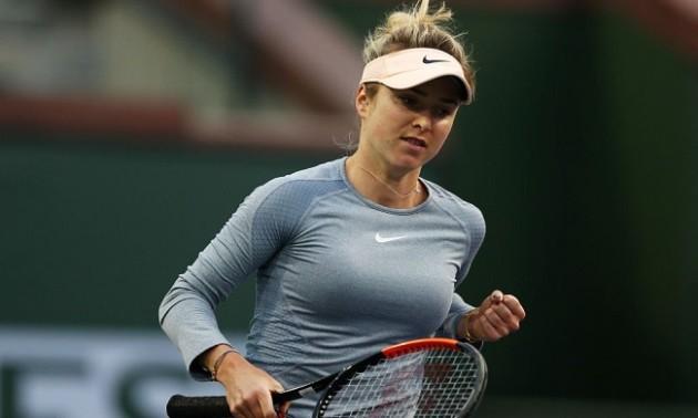 Світоліна дізналася ім'я суперниці за путівку у чвертьфінал турніру в Індіан-Веллсі