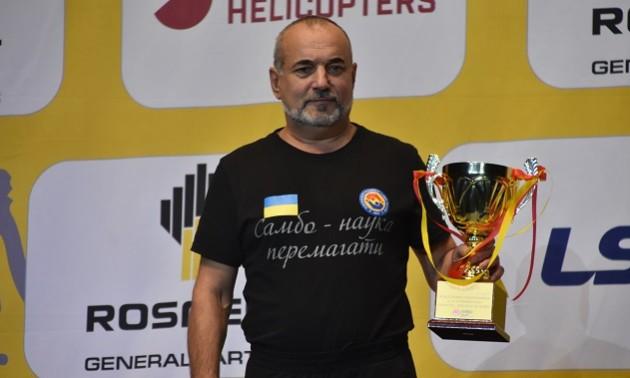 Про збори в Болгарії та підготовку до чемпіонату світу із самбо - Бондарук