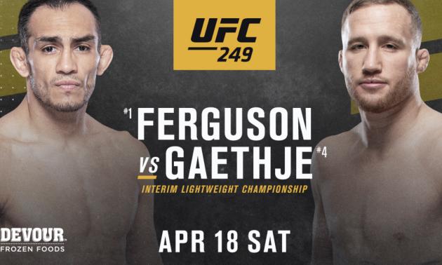 UFC оприлюднив ефектний промо-ролик бою Фергюсон – Гетжі