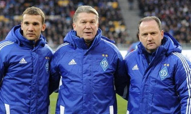 Шевченко: Павелка підтримує три Золотих м'ячі
