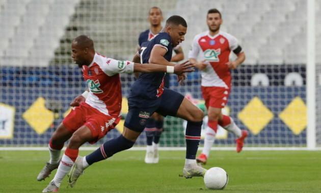 Монако - ПСЖ 0:2. Огляд матчу