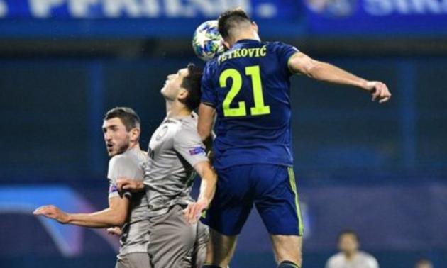 Петкович: Динамо заслуговувало набагато більшого в матчі проти Шахтаря