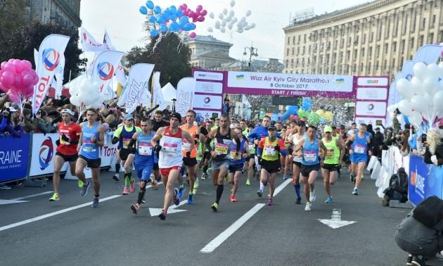Від годинного до ультра. ТОП-10 найкращих бігових заходів України