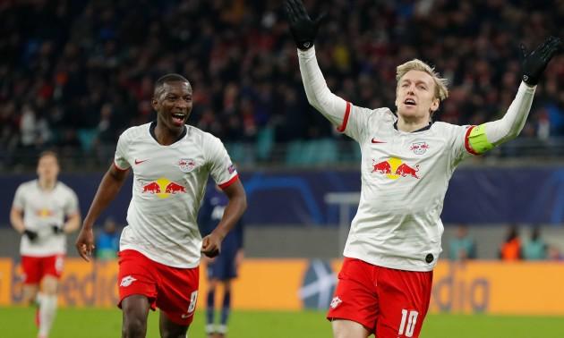 РБ Лейпциг – Тоттенгем 3:0. Огляд матчу