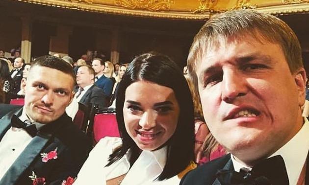 Усика визнали спортсменом року в Україні