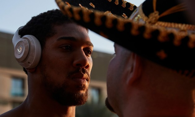 Джошуа – Руїс: чемпіона ледь не позбавили титулу