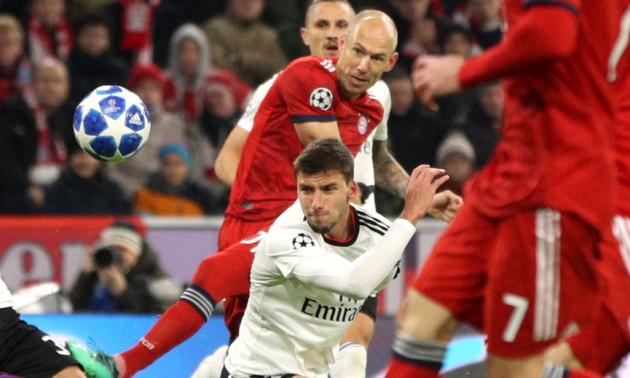 УЄФА обрав гол тижня у Лізі чемпіонів. ВІДЕО