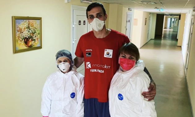 Бобров назвав суму коштів, що витратив на лікування від коронавірусу