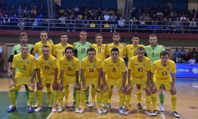 Збірна України перемогла Грузію у контрольному матчі