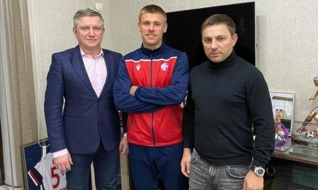 Екс-гравець Чорноморця підписав контракт із білоруським клубом
