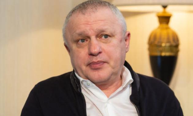 Суркіс: Для Динамо не проблема зіграти матч за Суперкубок в Одесі