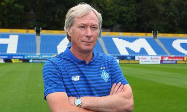 Михайличенко останній «динамівський» тренер – Андронов