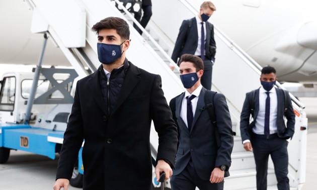 Реал із 21 футболістом прибув на матч проти Шахтаря