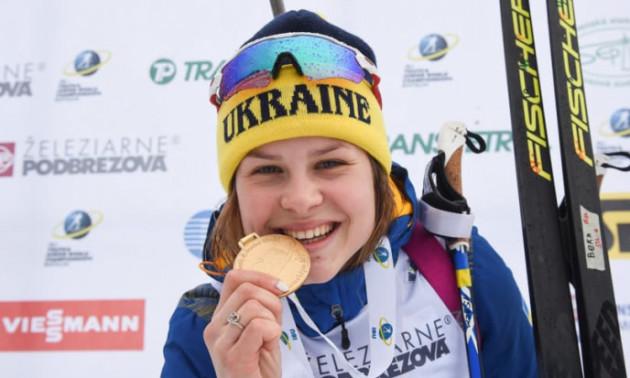 Україна назвала склад на юніорський чемпіонат Європи