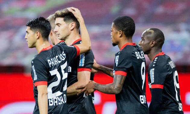 Баєр переміг Аугсбург у 5 турі Бундесліги