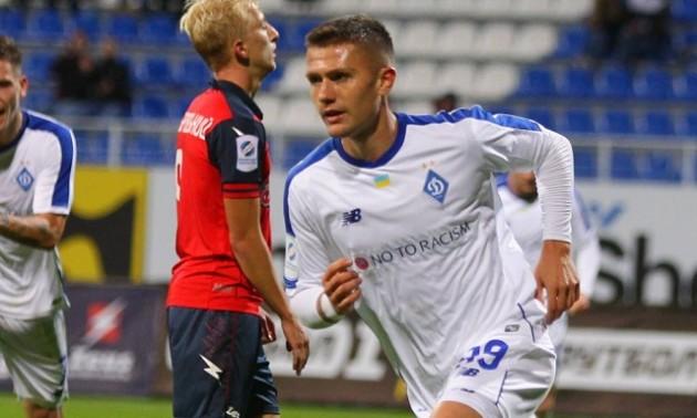 Дуелунд повернувся в загальну групу Динамо