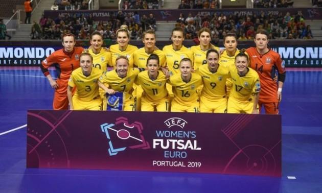 Збірна України у драматичному матчі програла росіянкам на Євро 2019