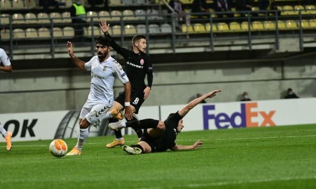 Зоря програла Бразі у 2 турі Ліги Європи
