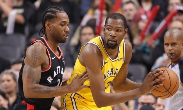 Торонто обіграв Голден Стейт в першому матчі фіналу НБА