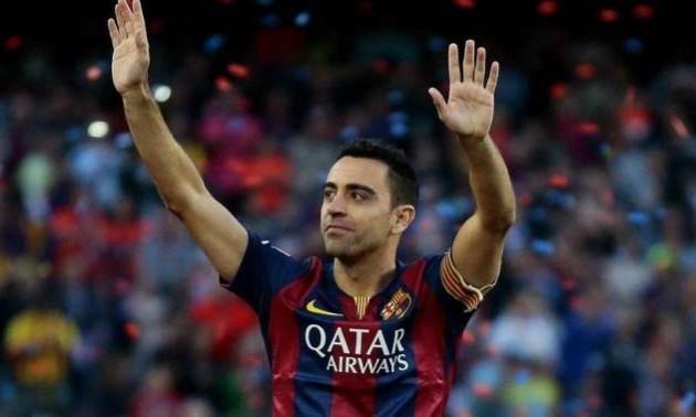 Барселона провела переговори з Хаві