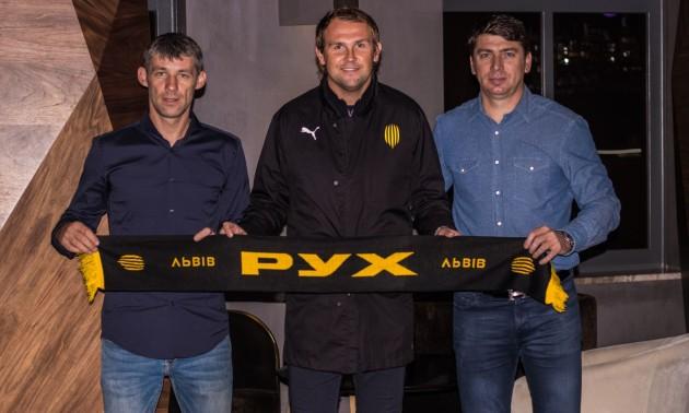 Клуб Першої ліги буде співпрацювати з Андерлехтом
