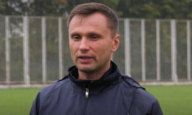 Остап Маркевич назвав завдання Чорноморця