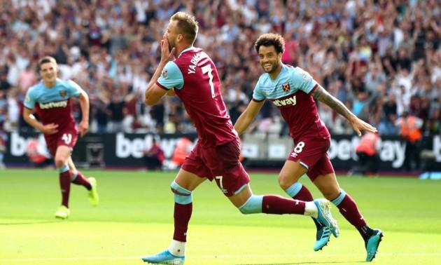Справжнє футбольне щастя. Емоції Ярмоленка після голу у ворота Норвіча