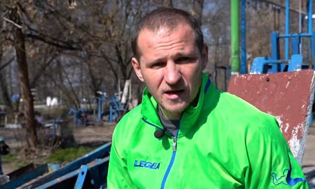 Алієв: З моїм досвідом можу очолити київське Динамо