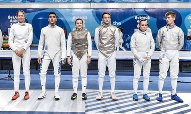 Чорній здобула друге золото Юнацьких олімпійський ігор