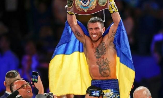 Ломаченко: Я з України і цим пишаюся