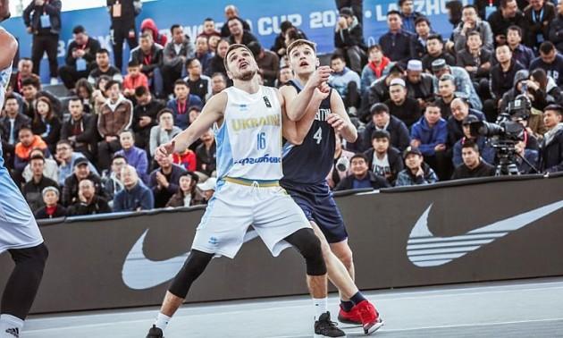 Збірна України виборола срібло чемпіонату світу