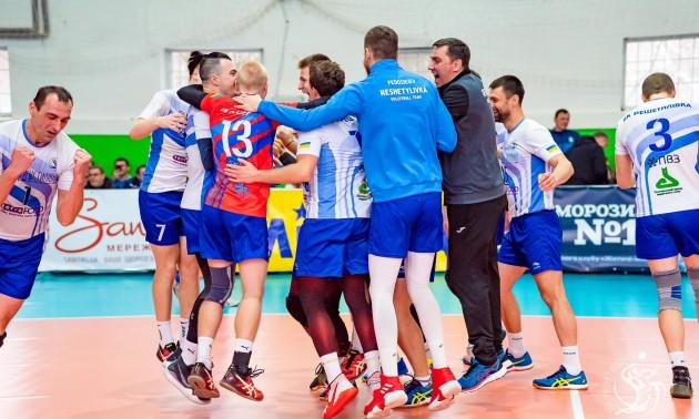 Житичі-ЖНАЕУ - Решетилівка: онлайн-трансляція фіналу Кубка України з волейболу. LIVE