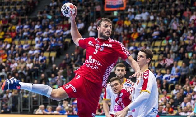 Збірна Хорватії вийшла до фіналу чемпіонату Європи