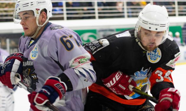 Кременчук розгромив Крижаних Вовків у регулярному чемпіонаті
