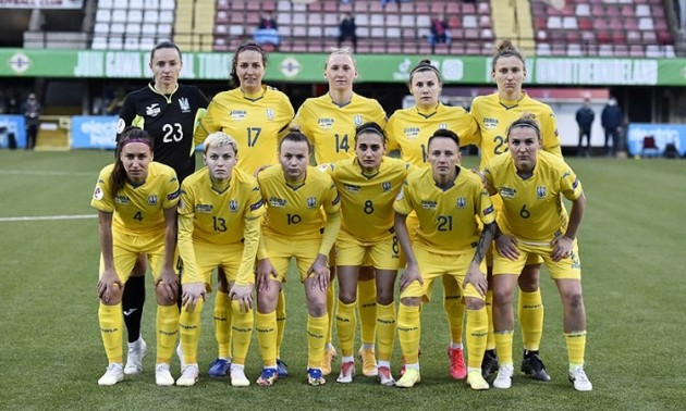 Збірна України не пройшла Північну Ірландію у плей-оф кваліфікації Євро-2022