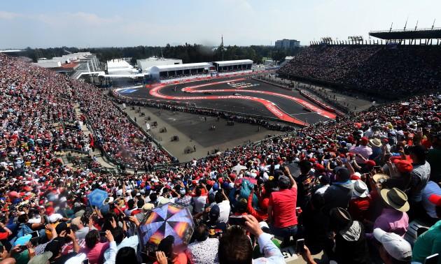 Влада Мексики не фінансуватиме етап Формули-1