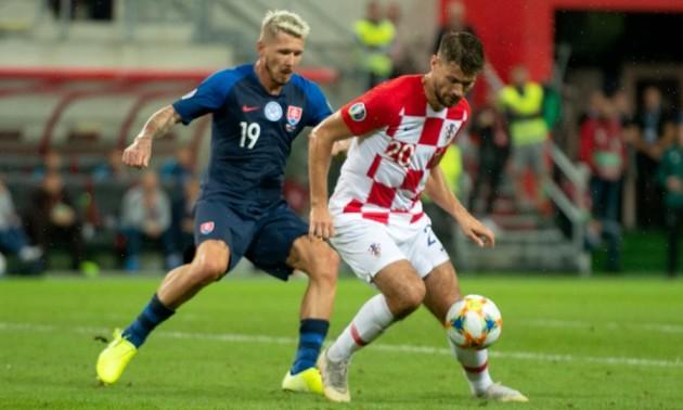 Збірна Хорватії зіграла внічию з Азербайджаном у 6 турі кваліфікації Євро-2020