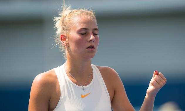 Костюк вийшла у фінал кваліфікації турніру в Люксембурзі
