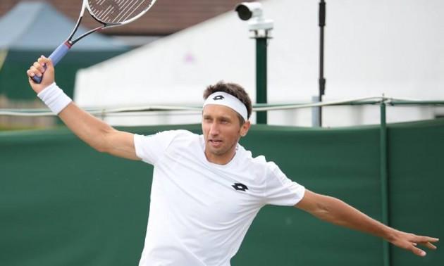 Стаховський програв у першому раунді на турнірі в Італії