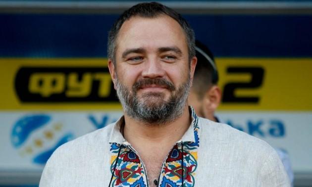 Павелко обраний у виконком УЄФА