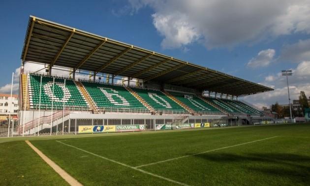 Колос знову змінив домашній стадіон на матчі УПЛ