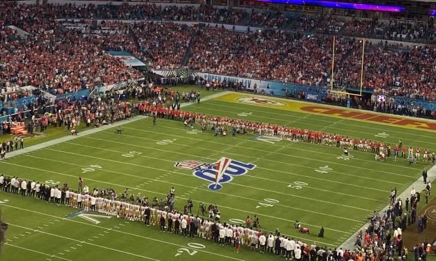 Канзас-Сіті Чіфс - Сан-Франциско 49ерс: онлайн-трансляція Super Bowl 2020. LIVE