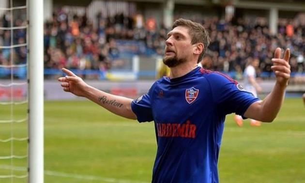 Селезньов забив тастав найкращим футболістом Суперкубка Туреччини